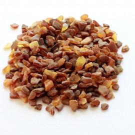 Raw amber -100
