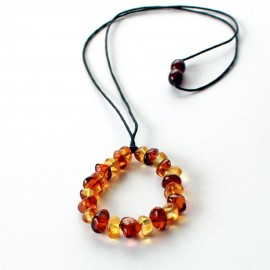 10 items Amber Nursing Necklaces