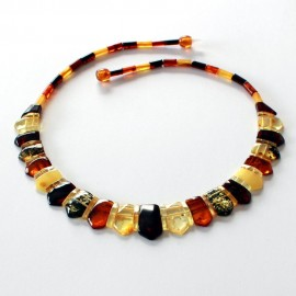 2 items Amber Necklace