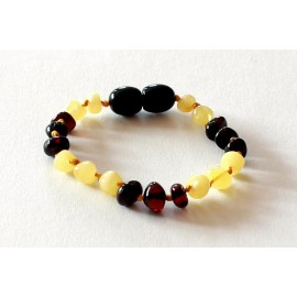 10 items Baroque Teething bracelets