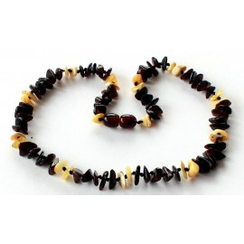 Chips Amber Teething necklaces