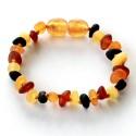 Raw Teething bracelet
