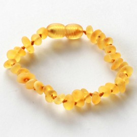 10 items Raw Teething bracelets