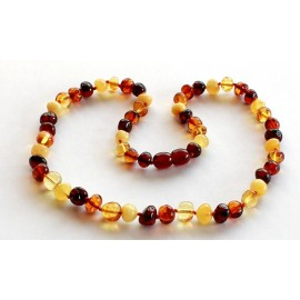 Wholesale genuine amber necklaces
