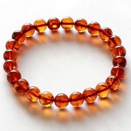 5 items Amber Bracelets