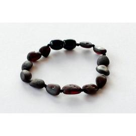 10 items Raw Amber Teething bracelets