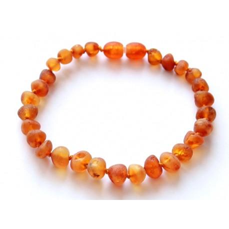 Baroque Amber Bracelet