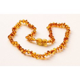 Amber Teething necklaces 10 items