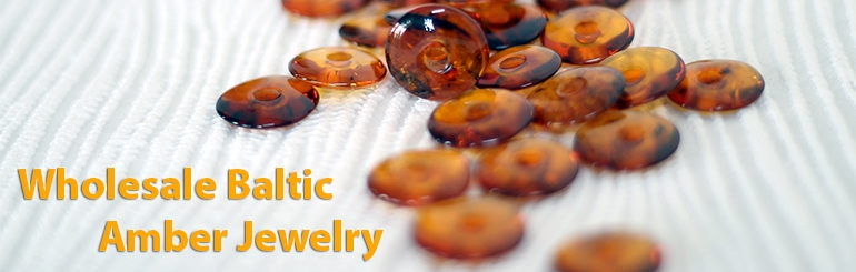 Wholesale Baltic Amber Jewelry