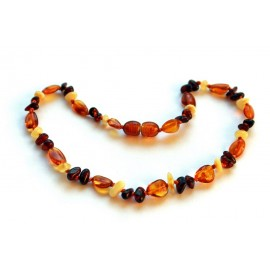 Amber Teething Necklace M55