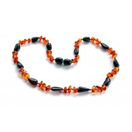 Amber Teething Necklace M58