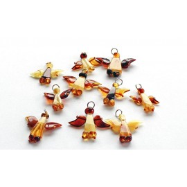 10 items Amber pendants