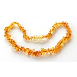 Chips Amber Teething necklace CT6