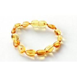 Amber Teething bracelet 53TB
