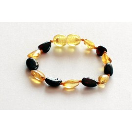 Amber Teething bracelet 59TB