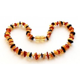 Chips Amber Teething Necklace CT5