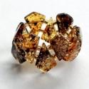 Amber ring RNG7