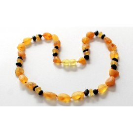 Raw Amber Necklace RH68