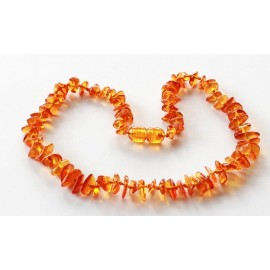 Chips Amber Teething necklace