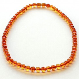 2 items Amber Necklaces