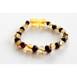 Baroque Teething bracelet
