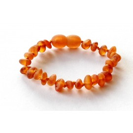 Raw Teething bracelet