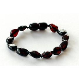 Amber Teething bracelet 34TB