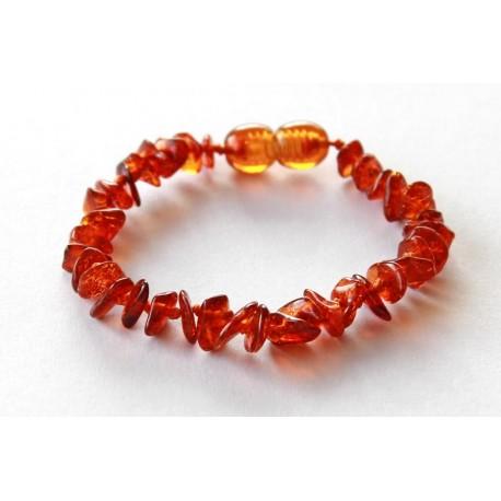 Wholesale Amber Teething bracelet