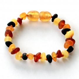 Raw Teething bracelet TB-R40