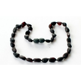 Raw Teething Necklace R44