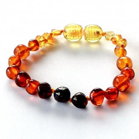 Baroque Teething bracelets