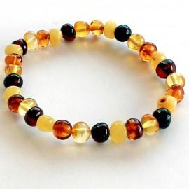 Baroque Amber Bracelet BQ23