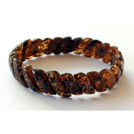3 items Amber Bracelets
