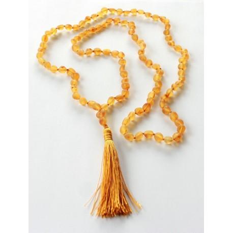 Amber rosary 3