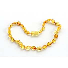 Amber Teething necklace L44
