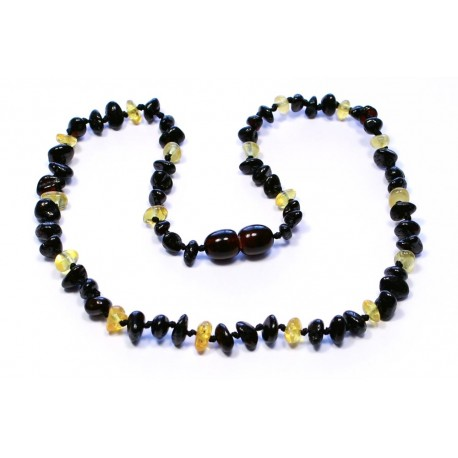Wholesale Amber Teething necklaces
