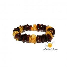 Chips Amber Bracelet BR132