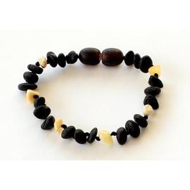 Raw Teething bracelet TB-R55
