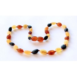 Raw Teething Necklace R34