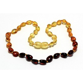 Amber Teething Necklace RB40