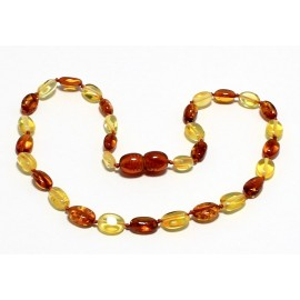 Amber Teething Necklace RB41