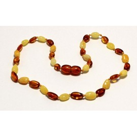 Amber Teething Necklace N20