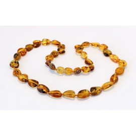 Amber necklace ANG39