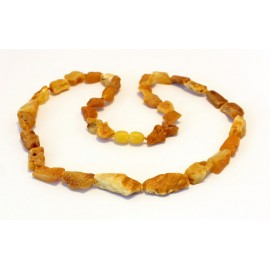 Raw Amber Necklace RK51