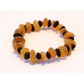 Raw Amber Bracelet BR603