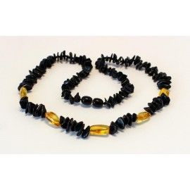 Amber necklace TG45