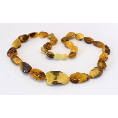 Amber Necklace CR55