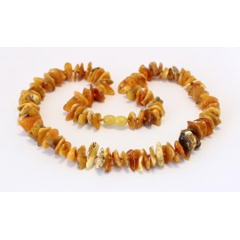 Massive amber necklace BN133