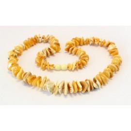 Massive amber necklace BN137