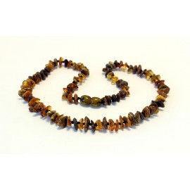 Chips Amber Teething Necklace CT9-38